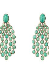 Aurelie Bidermann Cherokee Earrings - Lyst