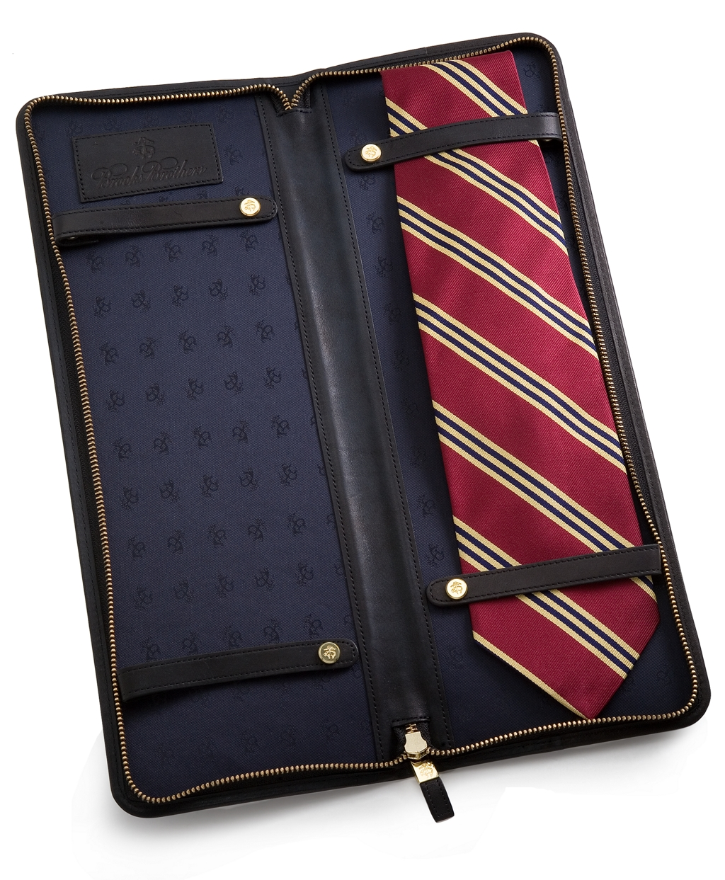 Tie Case Travel Brooks Brothers