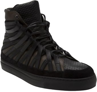 Damir Doma High Top Sneaker - Lyst