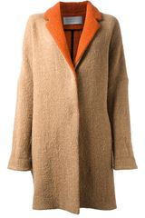 Gianluca Capannolo Single Breasted Coat - Lyst