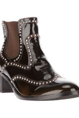 Jeffrey Campbell Lennox Ankle Boot - Lyst