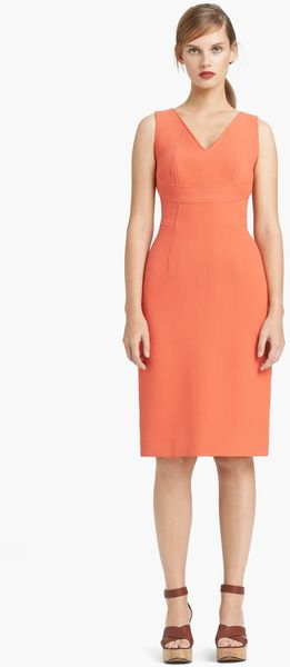 Lida Baday Sleeveless Matelassé Dress - Lyst