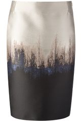 Mary Katrantzou Palma Saga Pencil Skirt - Lyst