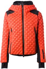 Moncler Grenoble Textured Jacket - Lyst