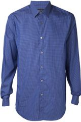Paul Smith Checkered Shirt - Lyst