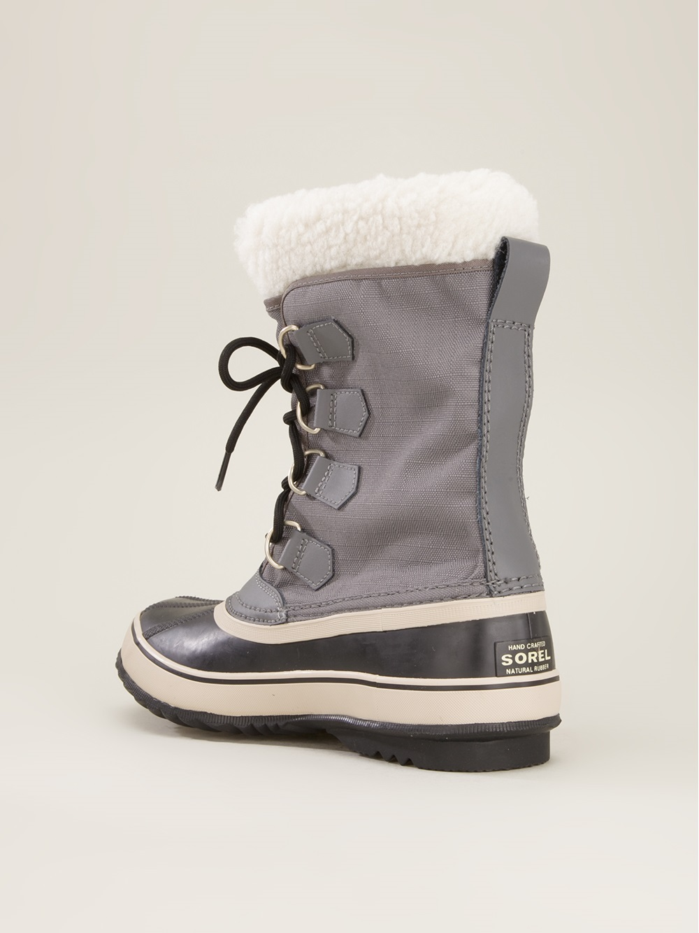 Sorel Winter Carnival Boot In Gray Grey Lyst