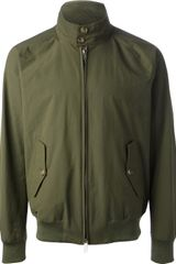 Baracuta G9 Harrington Jacket - Lyst