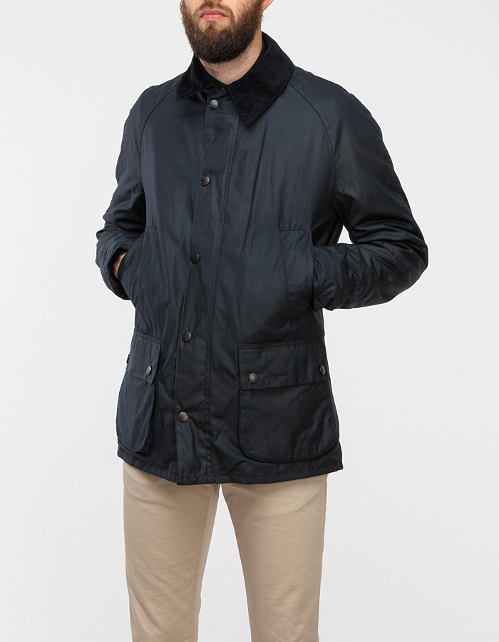Lyst Barbour Ashby In Navy In Blue For Men