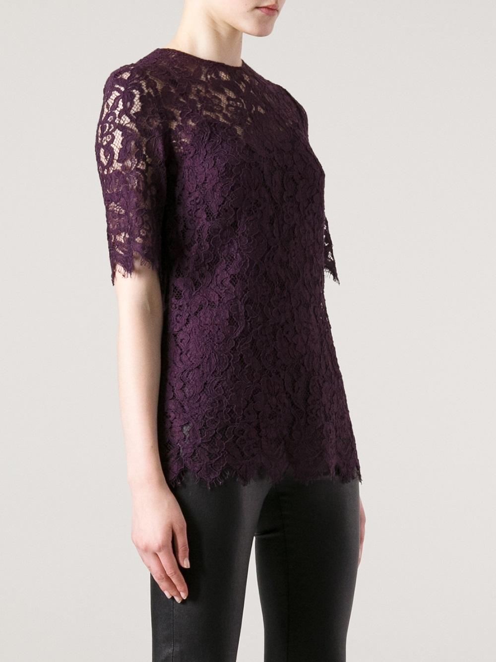 Burberry Womens T Shirts