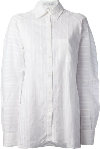 James Long Long Art Striped Shirt - Lyst