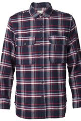 Joe's Jeans Plaid Shirt - Lyst