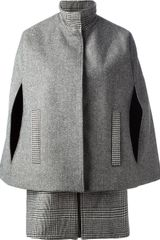 MSGM Layered Cape - Lyst
