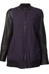 Rag & Bone Quilted Jacket - Lyst