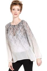 Sanctuary Blouse - Lyst