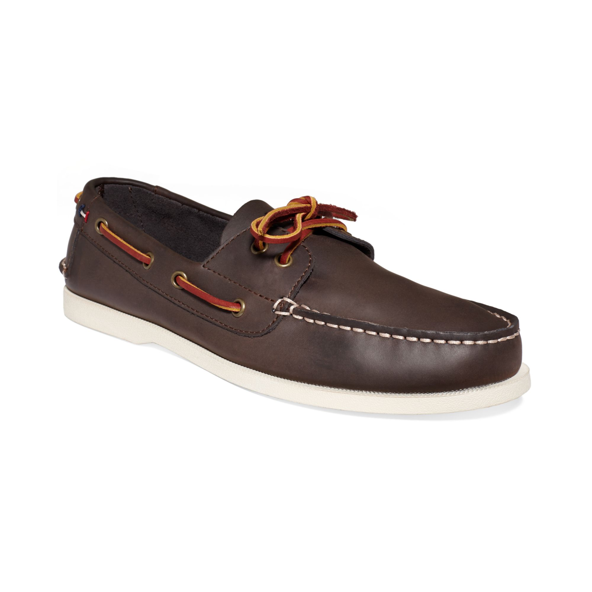 Brown Boat Shoes Fashion