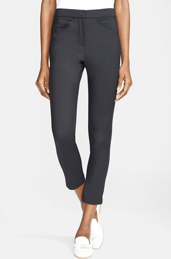 Tracy Reese The Tracy Skinny Crop Pants - Lyst
