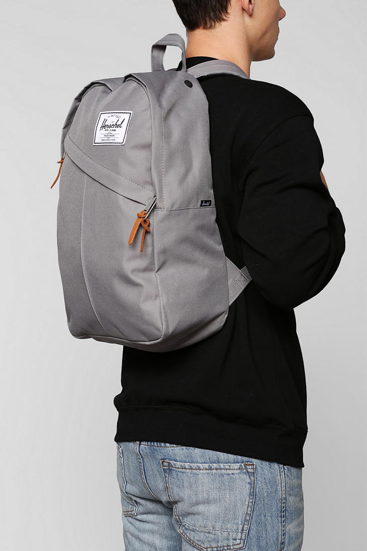 956b059dd Urban Outfitters Herschel Supply Co Parker Backpack in Gray for Men ...