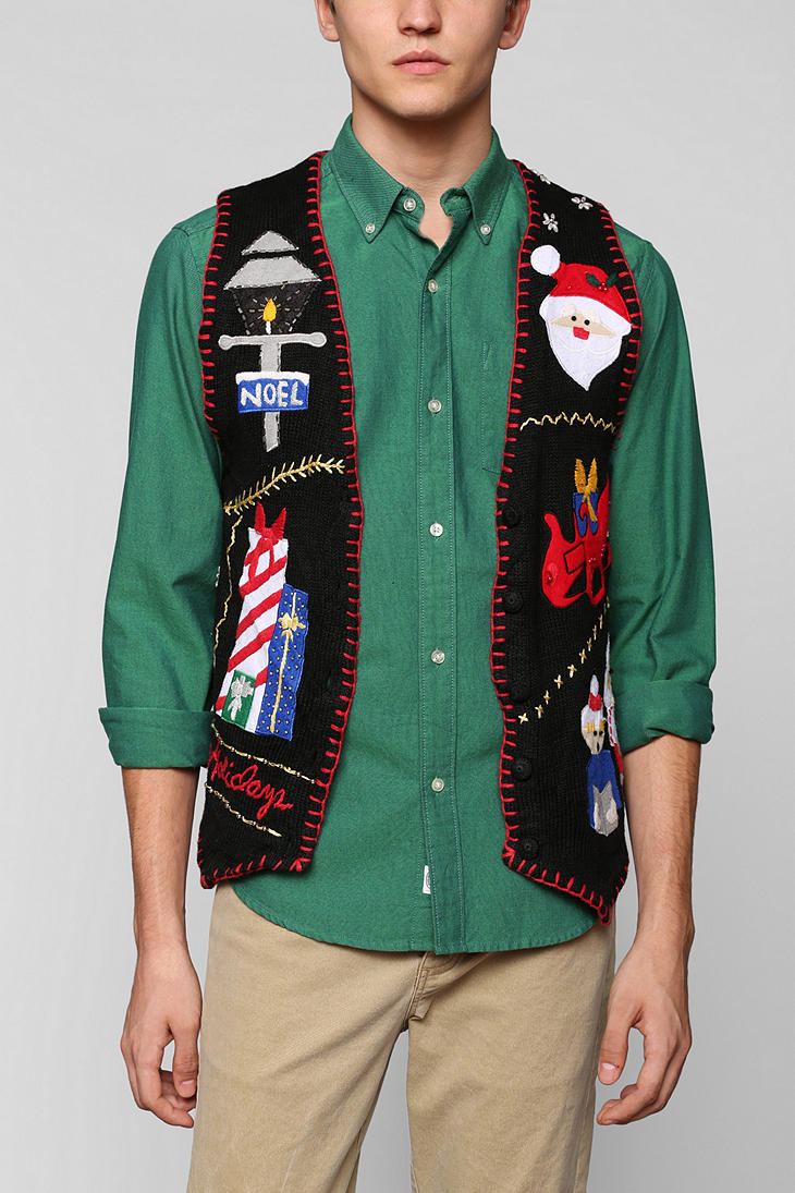 Urban Outfitters Urban Renewal Vintage Ugly Christmas ...