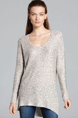 DKNY Sequin Pullover Sweater - Lyst