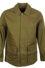 Fred Perry Field Jacket  - Lyst