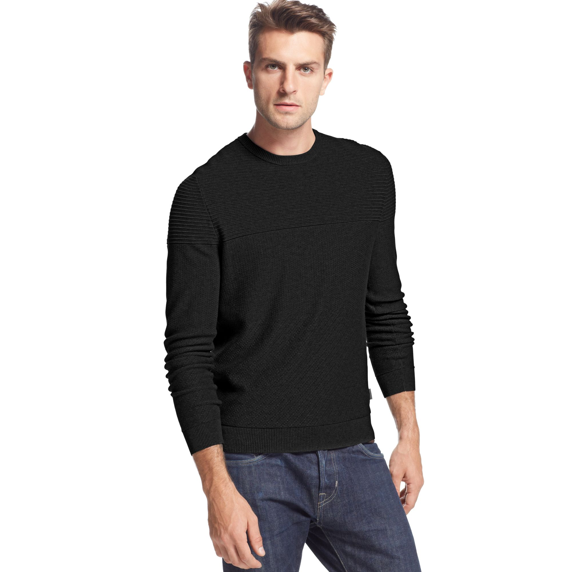 hugo boss pullover herren details about hugo boss pullover herren strick sweater v neck regular. Black Bedroom Furniture Sets. Home Design Ideas