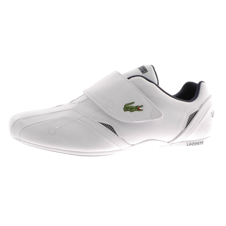 9d2fbb139 Lacoste Protect Trainers in White for Men - Lyst