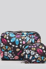 Lesportsac Cosmetic Pouch Set Extra Large Rectangle Combo - Lyst