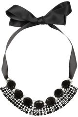 Marni Crystal Necklace - Lyst