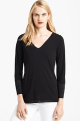 Missoni Jersey Top - Lyst