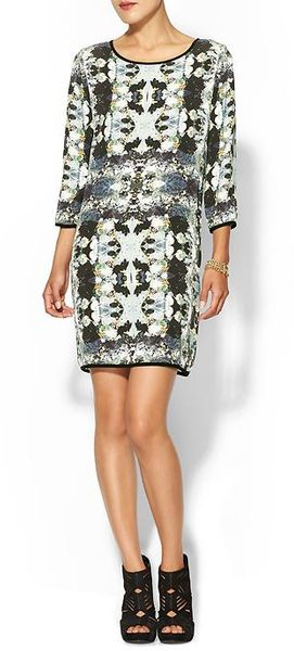 Sam & Lavi Zahara Printed Dress - Lyst
