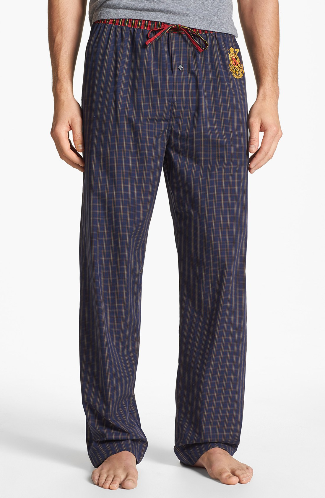 Polo Ralph Lauren Cotton Lounge Pants in Multicolor for