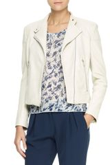 Rag & Bone Firebird Leather Moto Jacket - Lyst