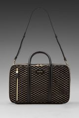 See By Chloé Harriet 24 Hour Bag in Black - Lyst