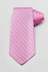 Thomas Pink Fish Friend Classic Tie - Lyst