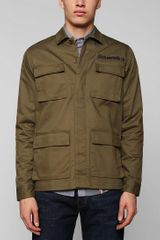 Urban Outfitters Loser Machine Beale Army Jacket - Lyst