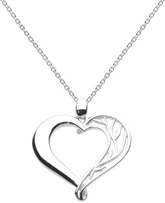 Kit Heath Tender Heart Necklace - Lyst