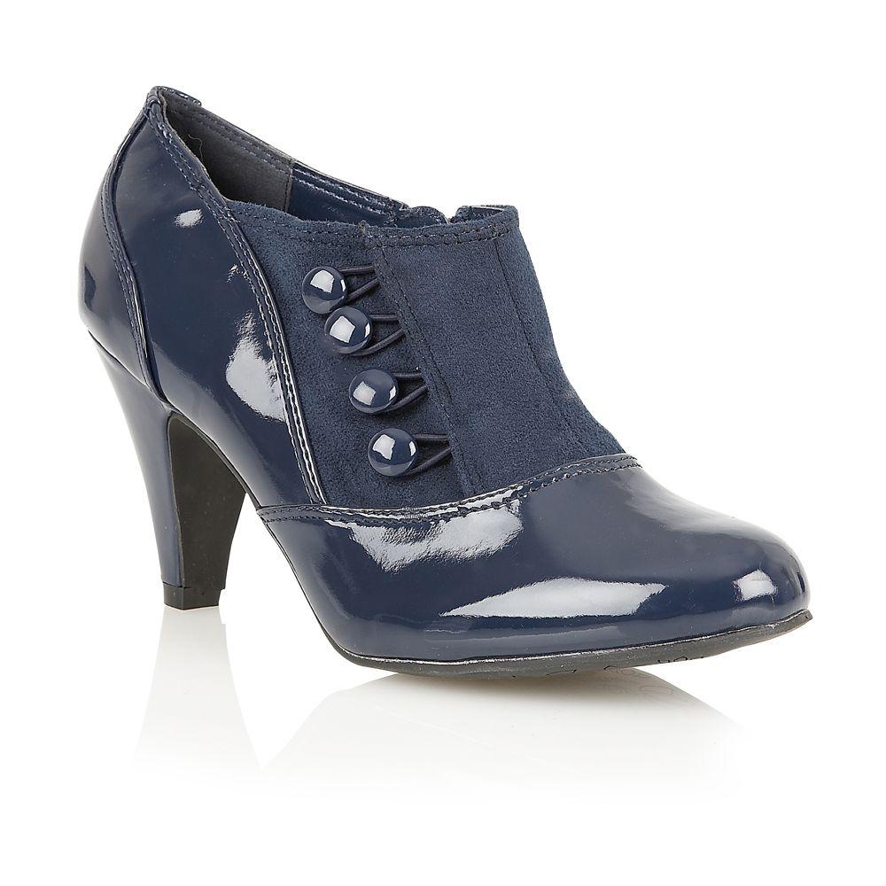 lotus nemoli shoe boots in blue navy lyst