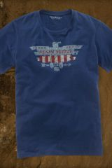 Denim & Supply Thunderbird Graphic Tee - Lyst