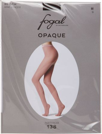Fogal  Semi Opaque Tights - Lyst