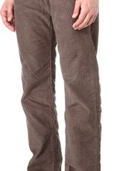 Paul Smith Regular Fit Corduroy Trousers - Lyst