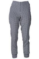 Theory Uniform Print Trouser - Lyst