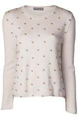 Camilla & Marc Crew Neck Sweater - Lyst