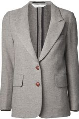 Golden Goose Deluxe Brand Notched Lapel Jacket - Lyst