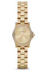 Marc By Marc Jacobs Ladies Henry Dinky Watch with Stainless Steel Bracelet Strap - Lyst