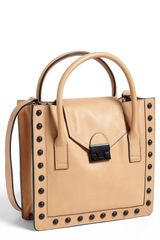 Loeffler Randall Junior Leather Work Tote - Lyst
