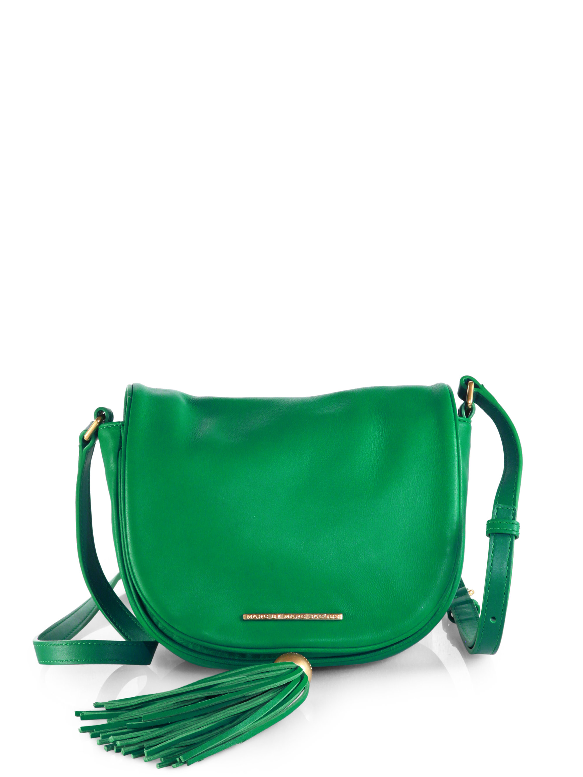 054220fc5de9 Lyst - Marc By Marc Jacobs Gig Hincy Crossbody Bag in Green