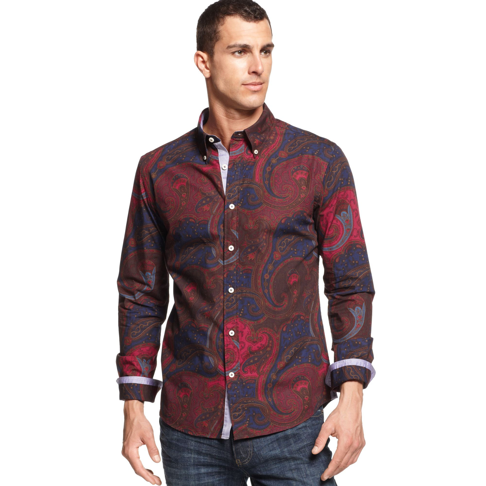 Lyst Tommy Hilfiger Shirts Casual Shirts For Men
