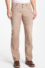 Citizens Of Humanity Sid Classic Straight Leg Pants - Lyst