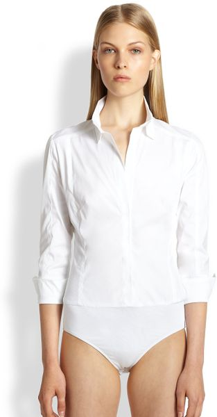 Find great deals on eBay for bodysuit white shirt. Shop with confidence.