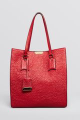 Burberry Tote Medium Woodbury - Lyst